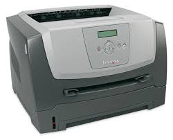 Refurbished black printer Lexmark E352DN - (LEX-E352DN)